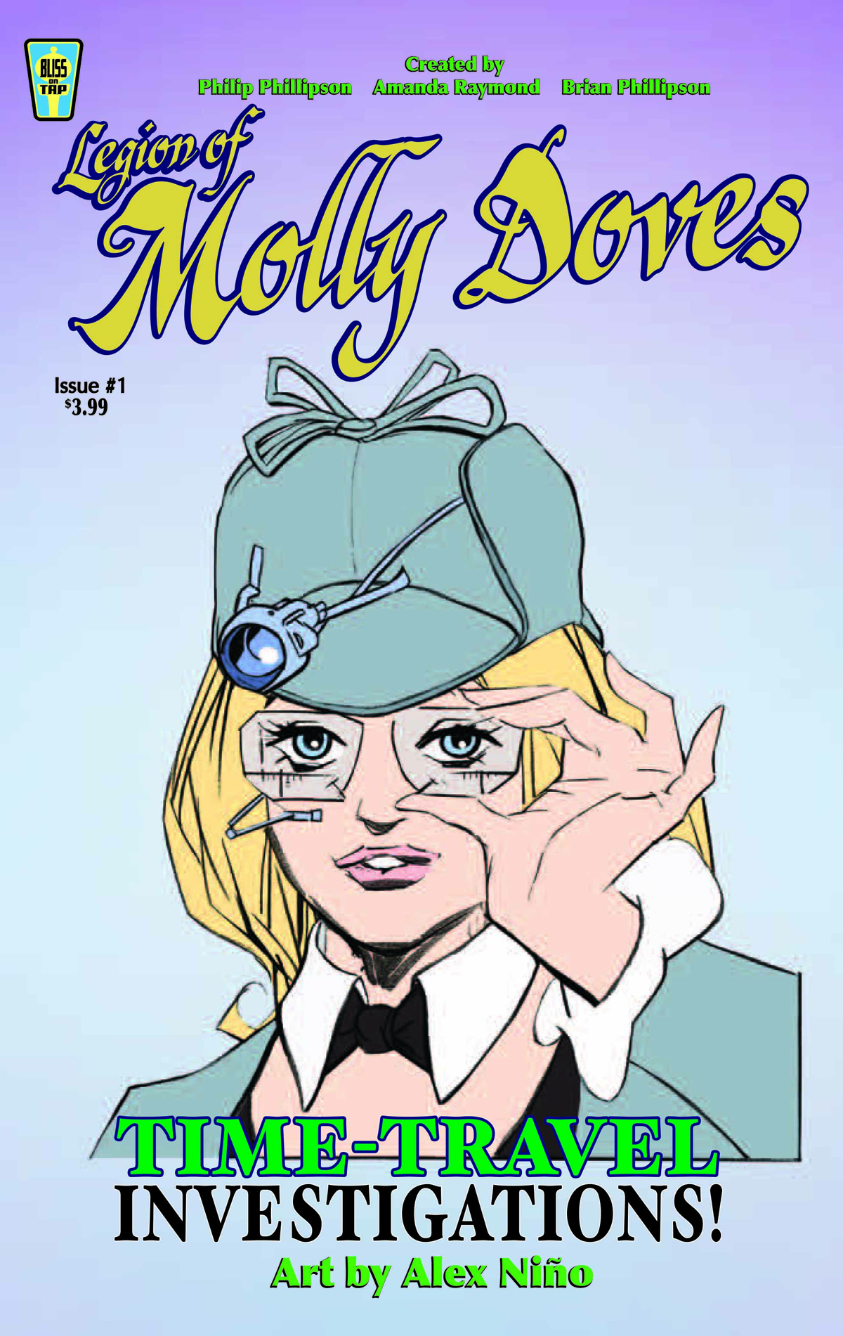 LEGEND OF MOLLY DOVES #1