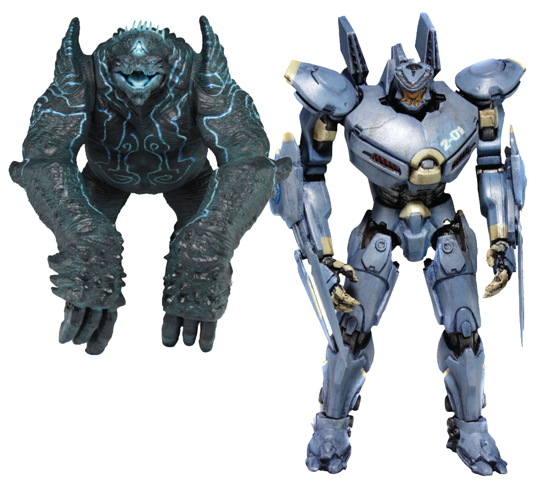 PACIFIC RIM 7-IN SERIES 2 AF ASST