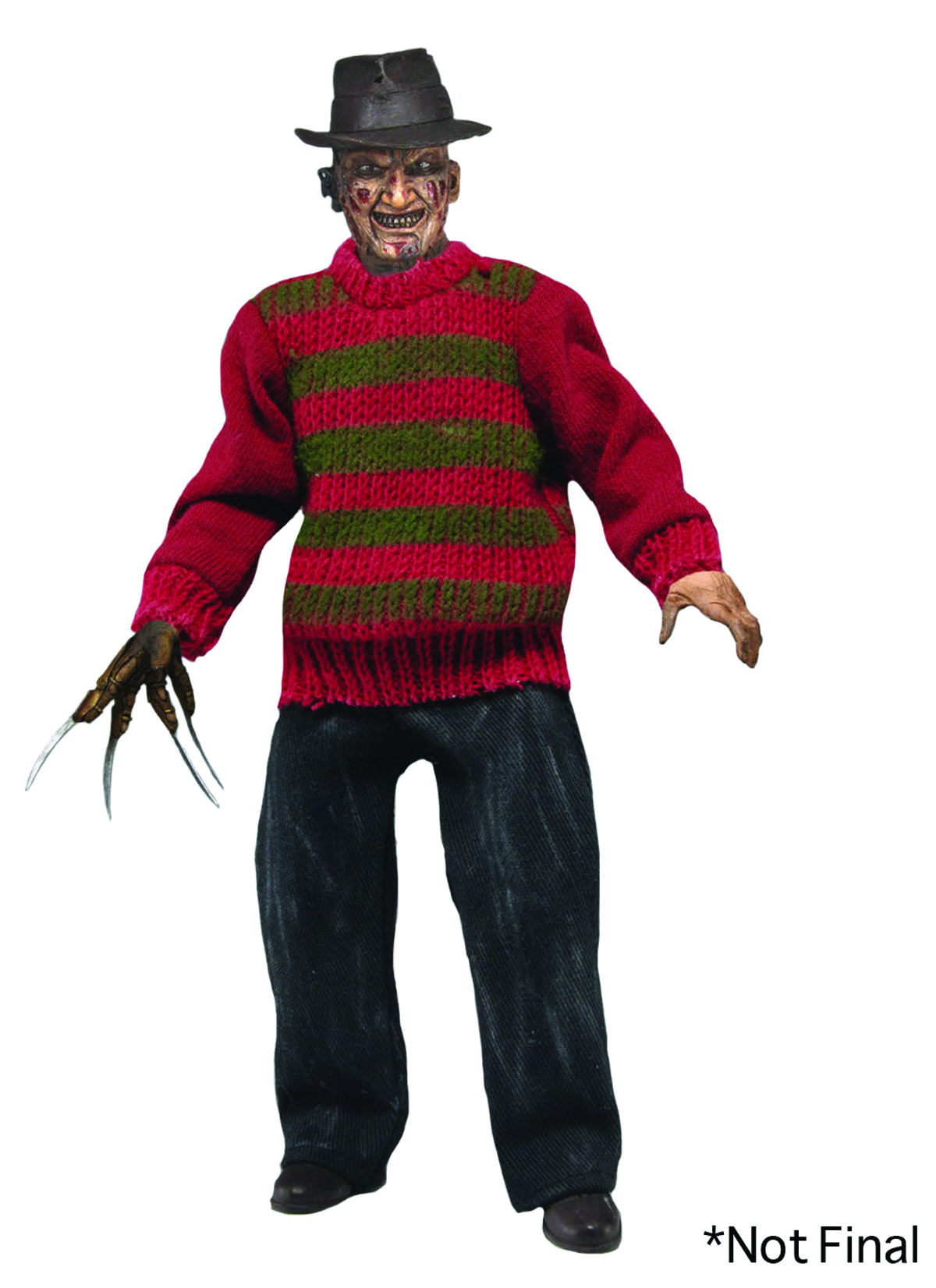 NIGHTMARE ON ELM ST FREDDY 8-IN ACTION DOLL