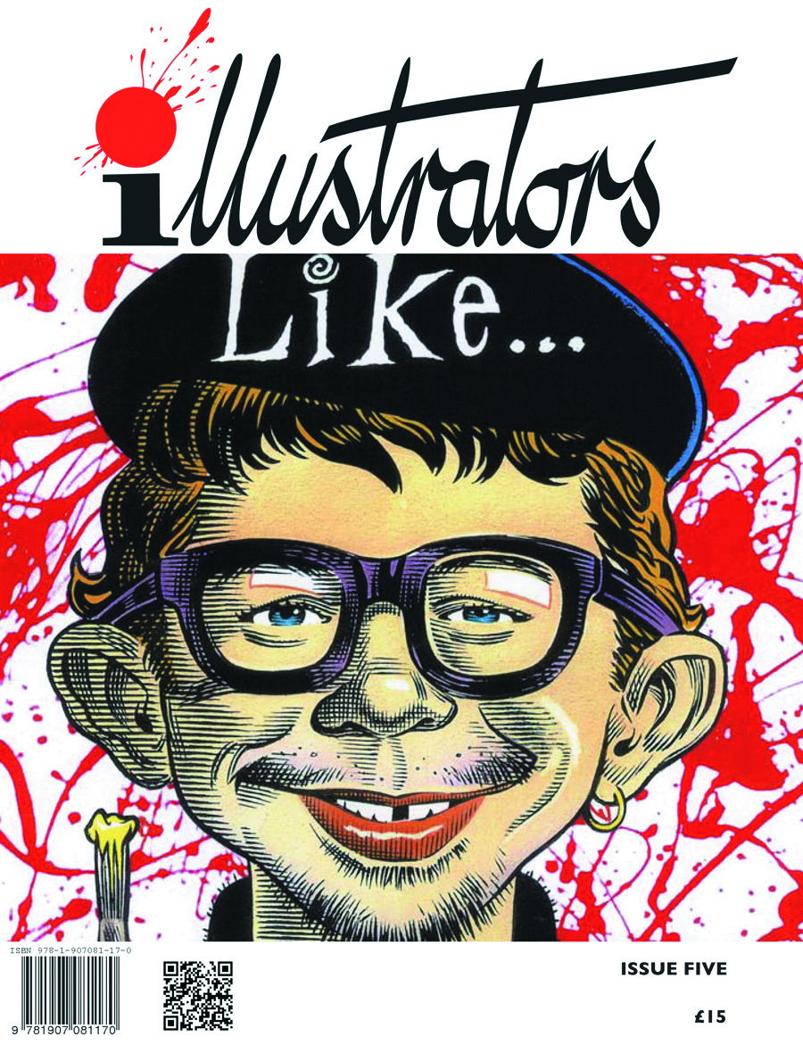 ILLUSTRATORS MAGAZINE #5