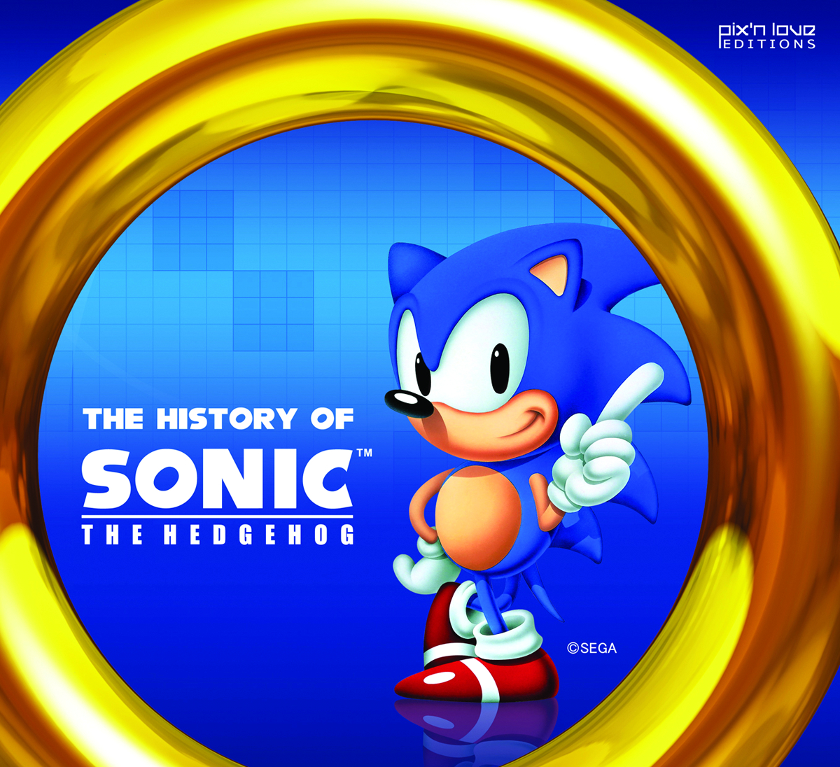 HISTORY OF SONIC THE HEDGEHOG SC