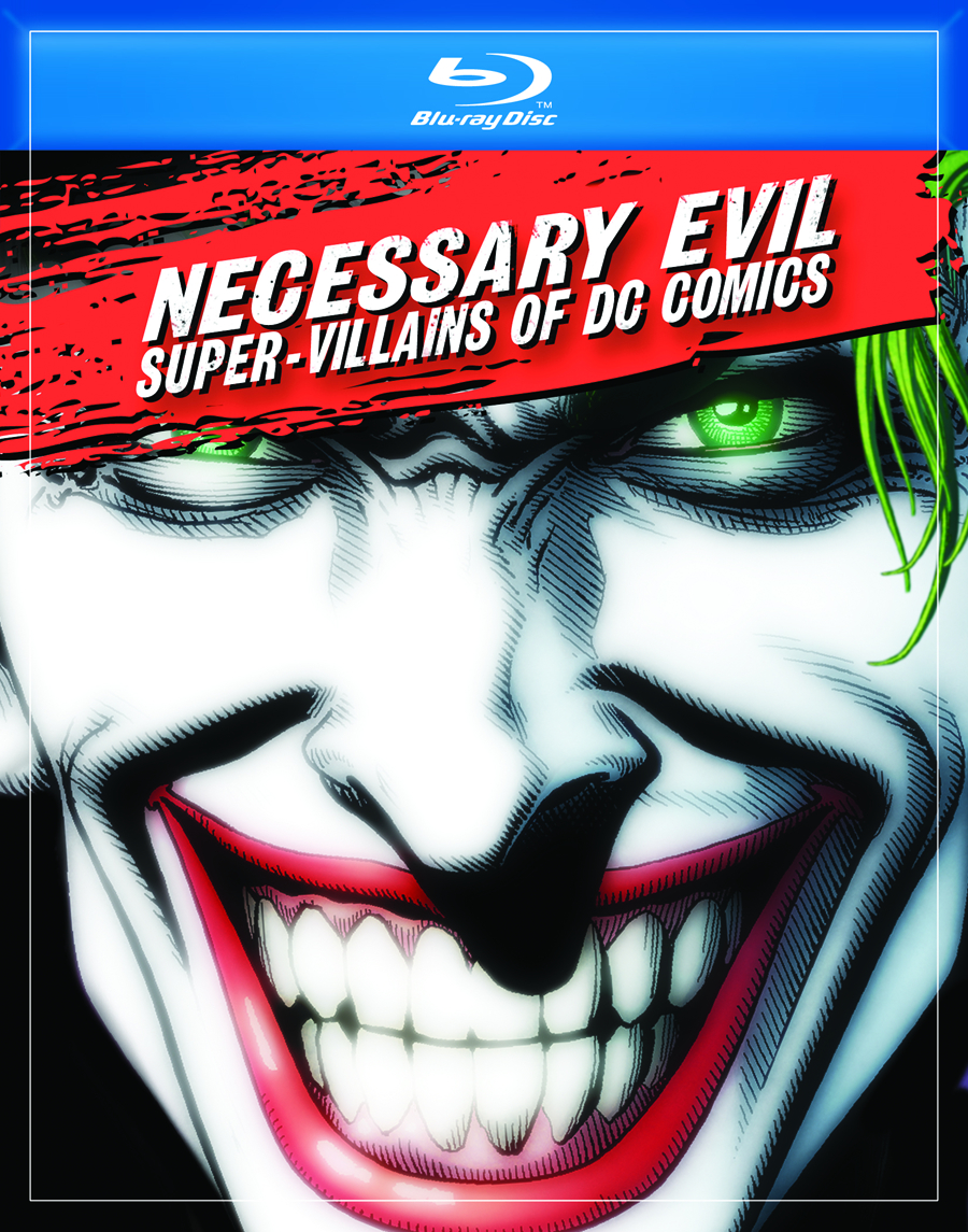 NECESSARY EVIL BD + DVD