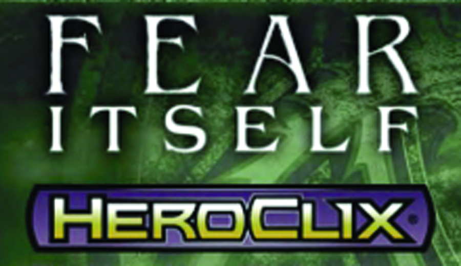 MARVEL HEROCLIX FEAR ITSELF MONTH 4 OP KIT