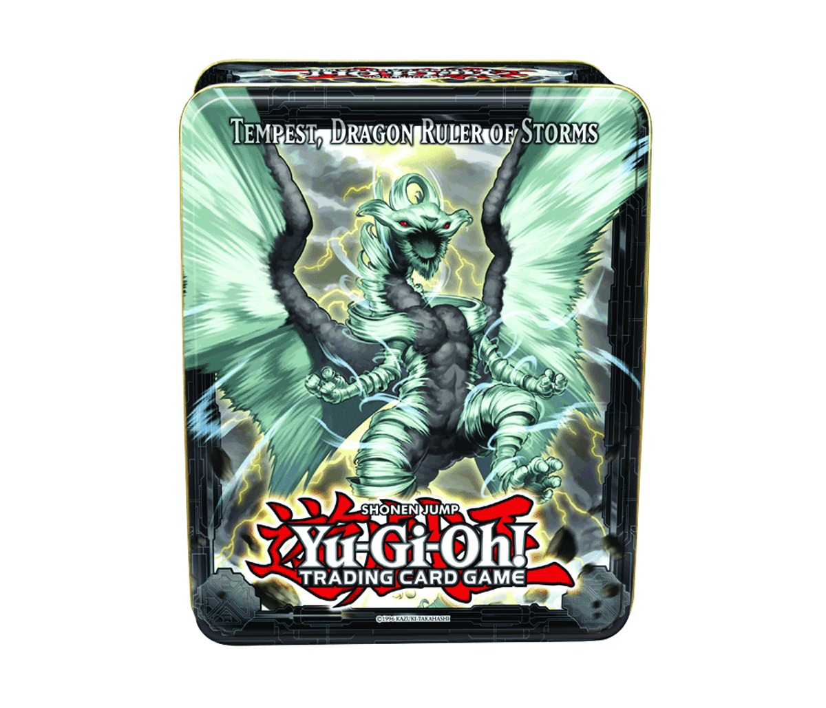 YU GI OH TCG 2013 COLLECTIBLE TIN CASE WAVE 2