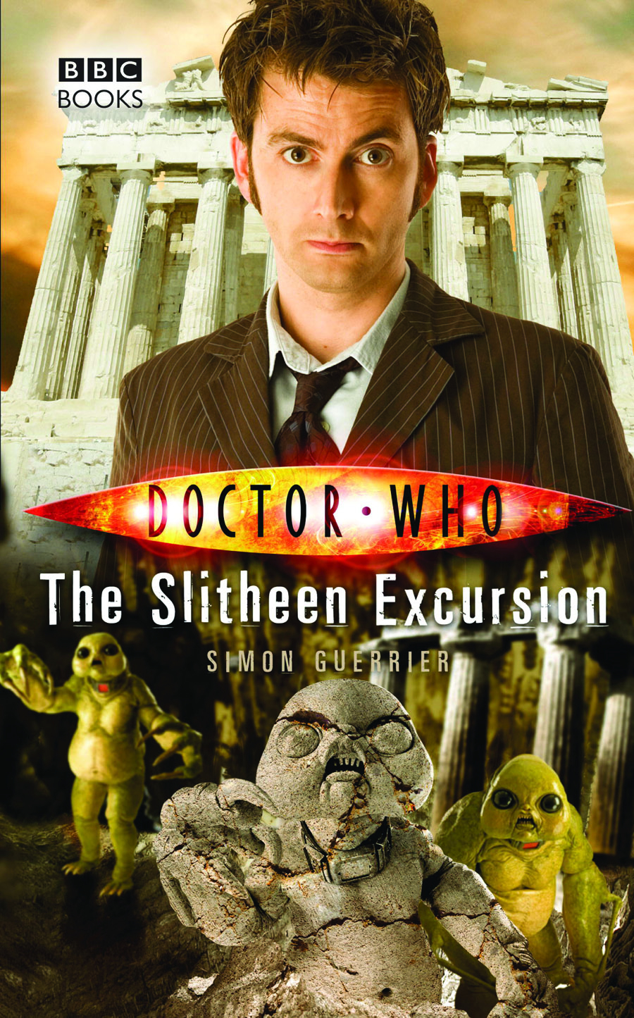 DOCTOR WHO SLITHEEN EXCURSION SC