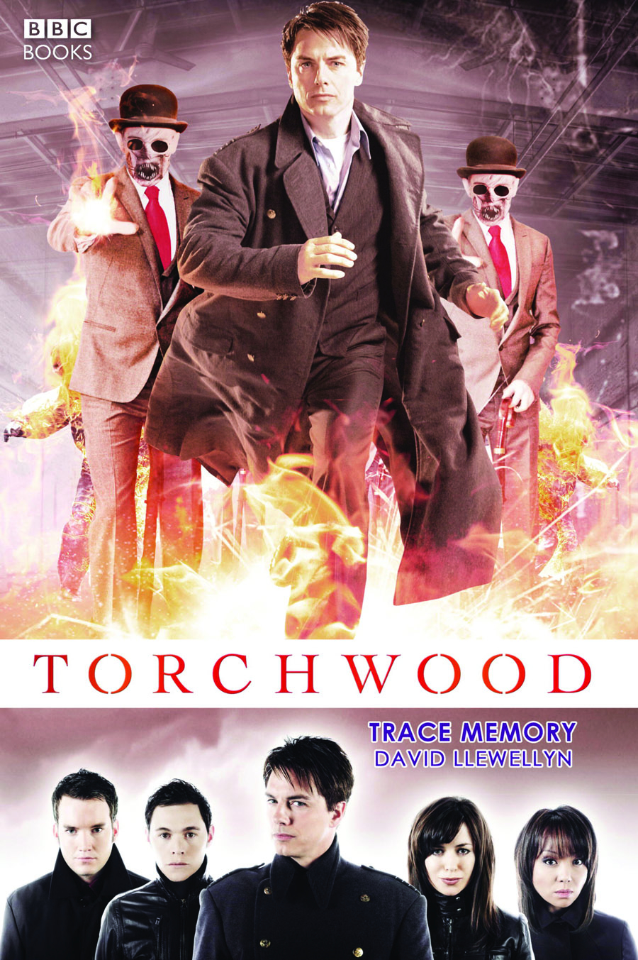 TORCHWOOD TRACE MEMORY SC