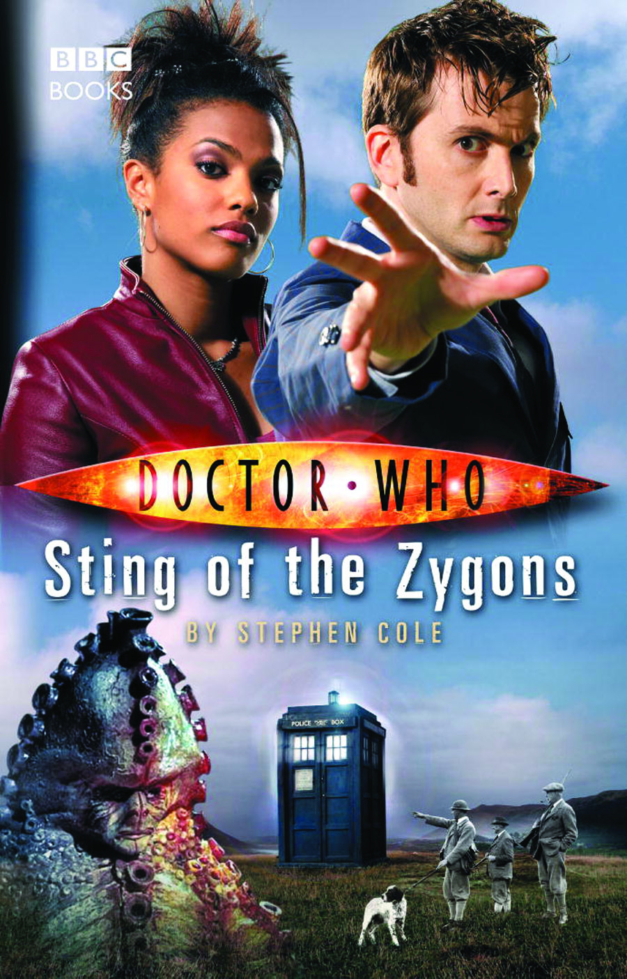DOCTOR WHO STING O/T ZYGONS SC