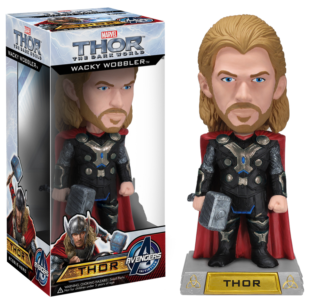 THOR DARK WORLD THOR WACKY WOBBLER