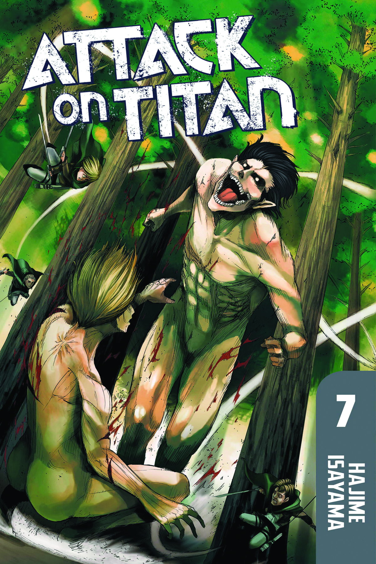 ATTACK ON TITAN GN VOL 07