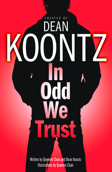 DEAN KOONTZ IN ODD WE TRUST TP SIGNED BOOKPLATE ED