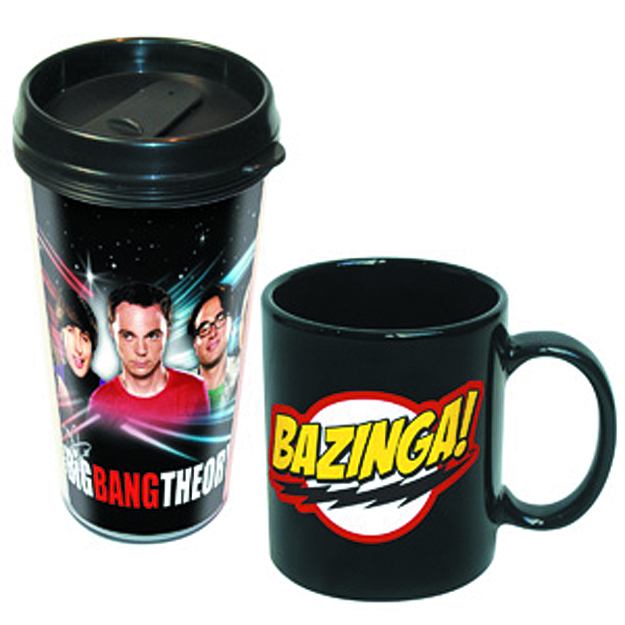 BBT CERAMIC AND TRAVEL MUG COMBO SET