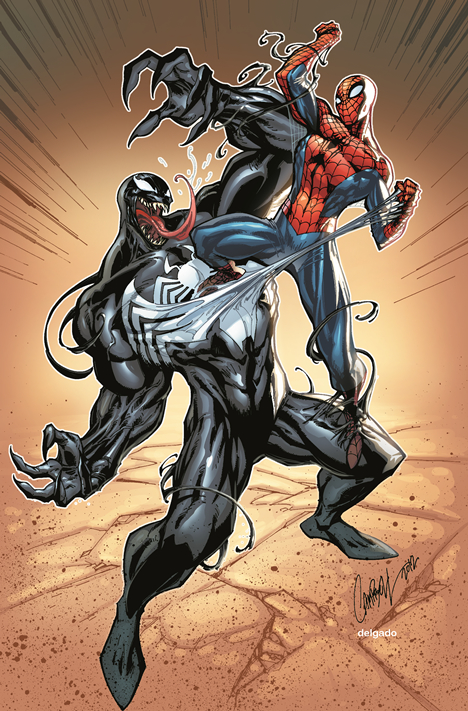 SUPERIOR SPIDER-MAN #22 CAMPBELL VAR