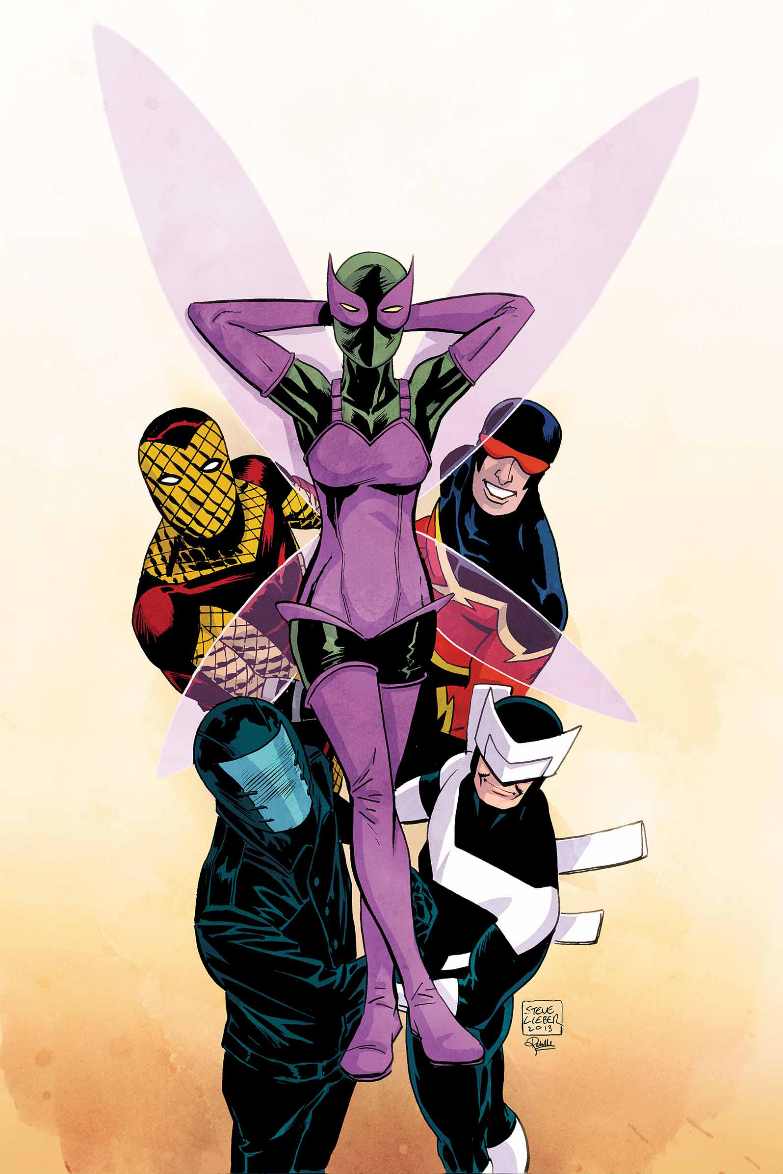 SUPERIOR FOES OF SPIDER-MAN #5 BARBERI VAR