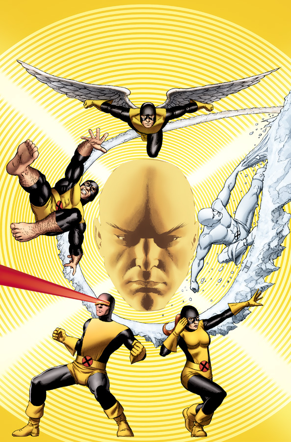 X-MEN GOLD #1 CASSADAY VAR