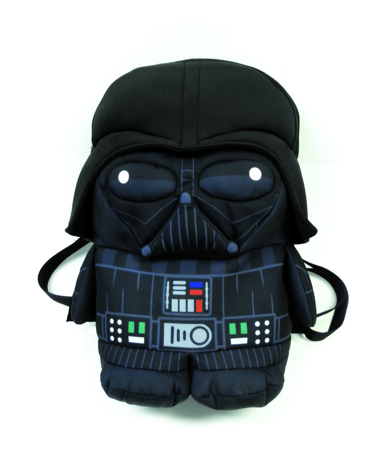 SW DARTH VADER BACK PAL