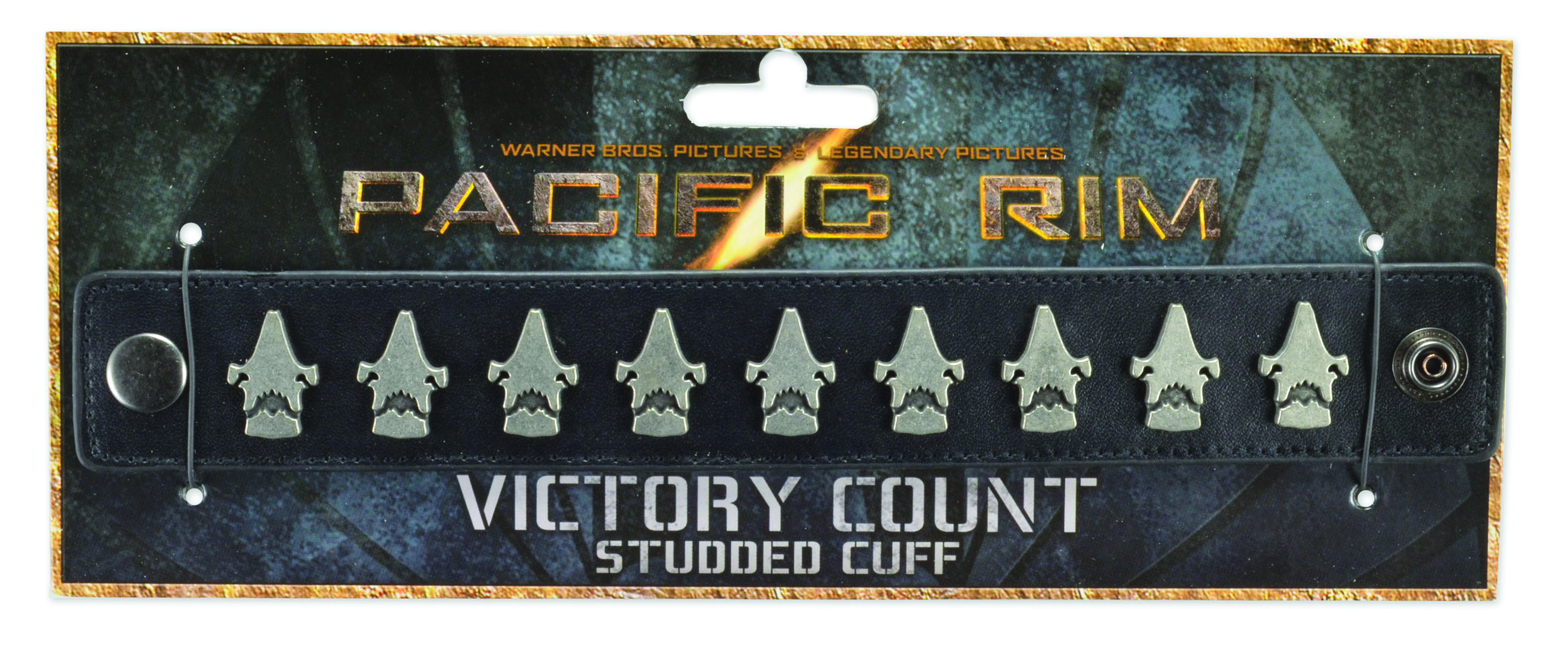PACIFIC RIM VICTORY COUNT STUDDED CUFF