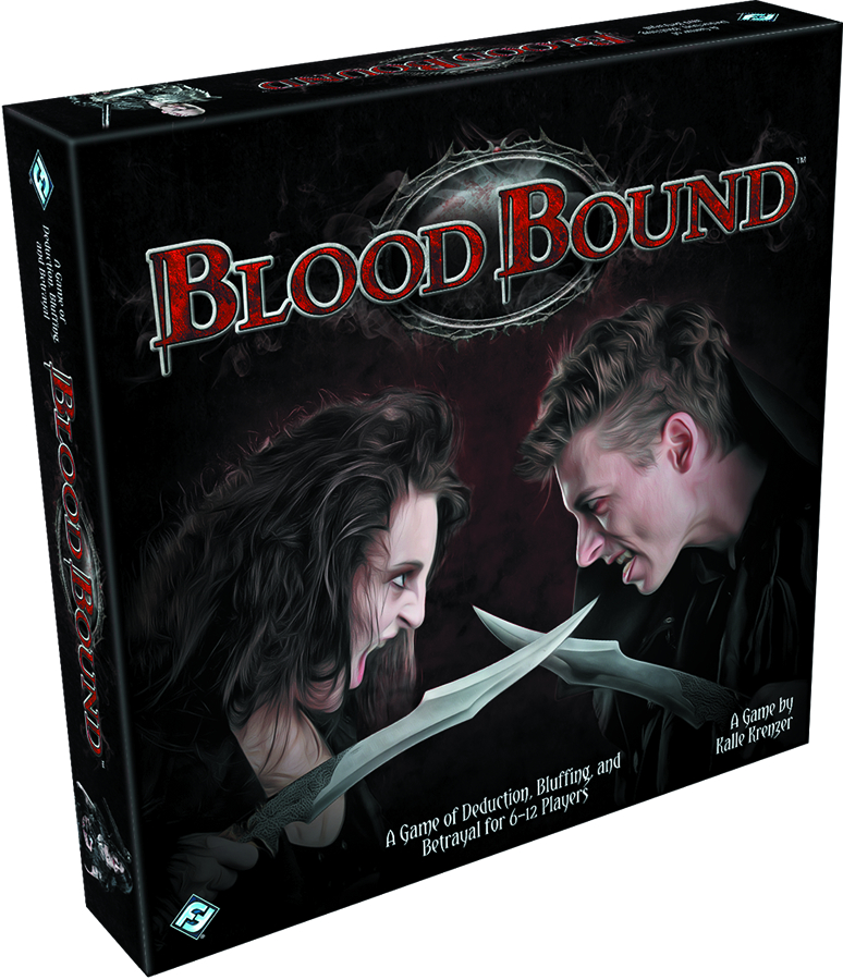 BLOODBOUND GAME