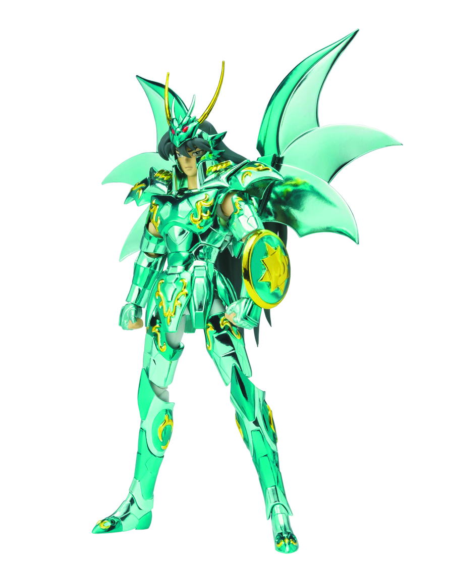 SAINT SEIYA SCM DRAGON SHIRYU GOD CLOTH AF 10TH VER
