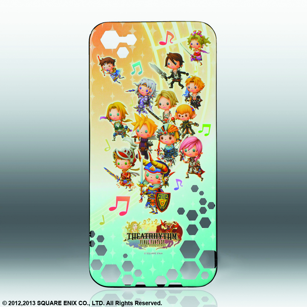 THEATRHYTHM FINAL FANTASY IPHONE 5 HARD CASE