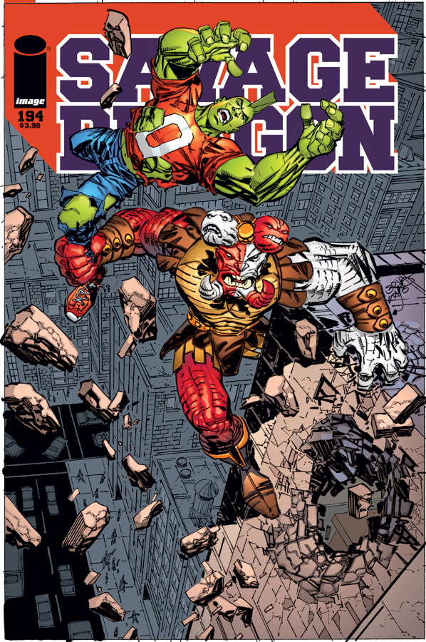 SAVAGE DRAGON #194
