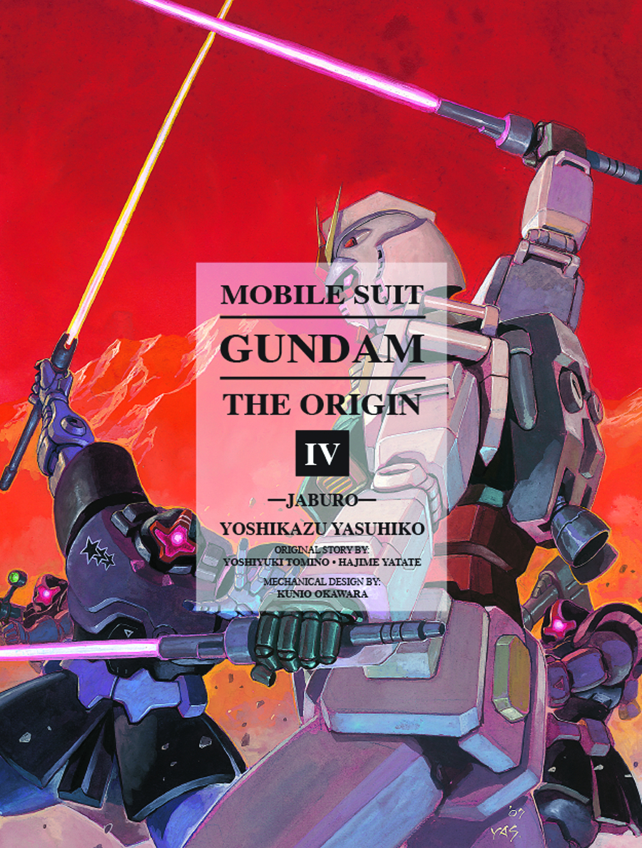 MOBILE SUIT GUNDAM ORIGIN HC GN VOL 04 JABURO