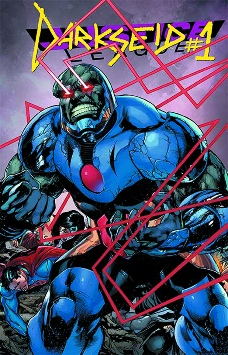 JUSTICE LEAGUE #23.1 DARKSEID STANDARD ED