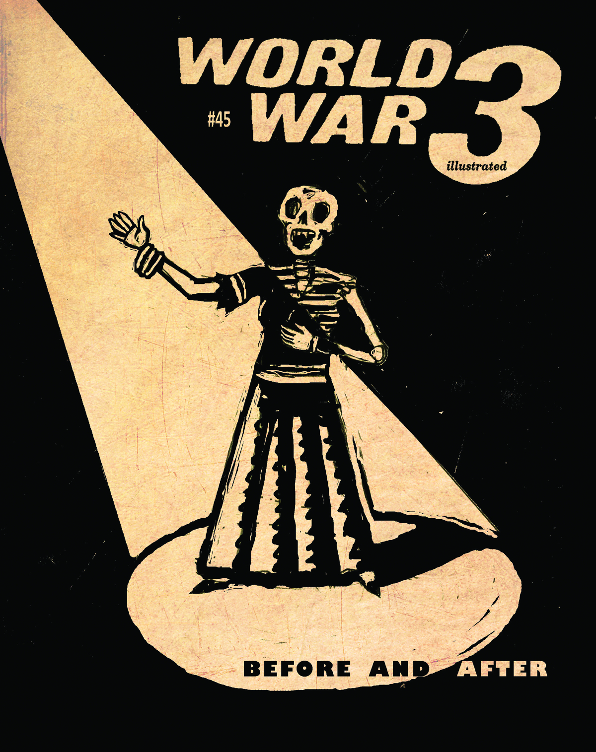 WORLD WAR 3 ILLUSTRATED #45