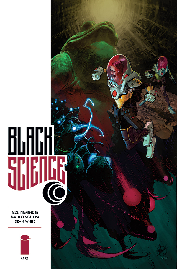 BLACK SCIENCE #1 CVR B ROBINSON