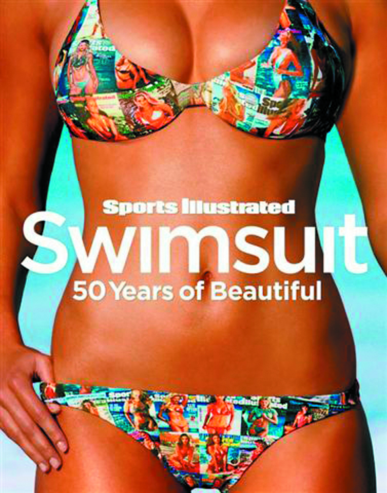 SPORTS ILLUSTRATED SWIMSUIT 50 YEARS OF BEAUTY HC