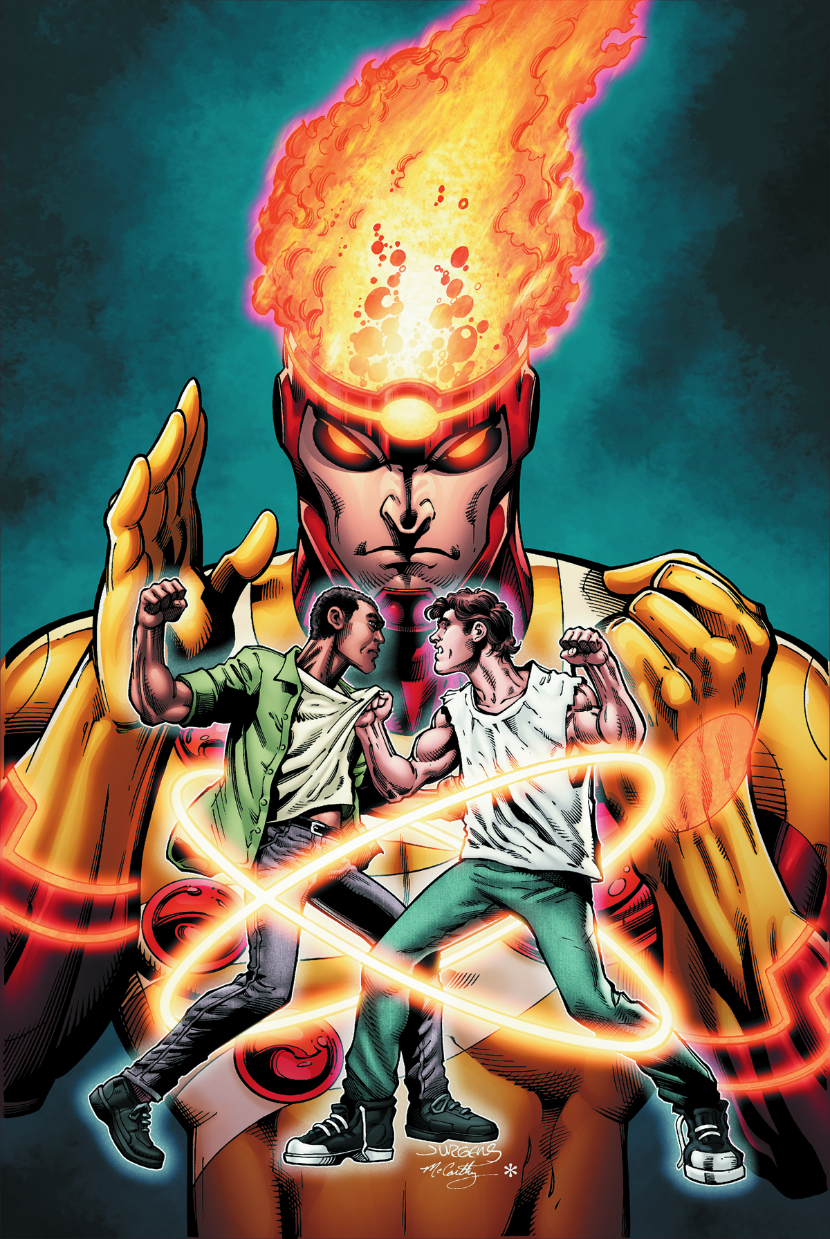 FURY OF FIRESTORM TP VOL 03 TAKEOVER