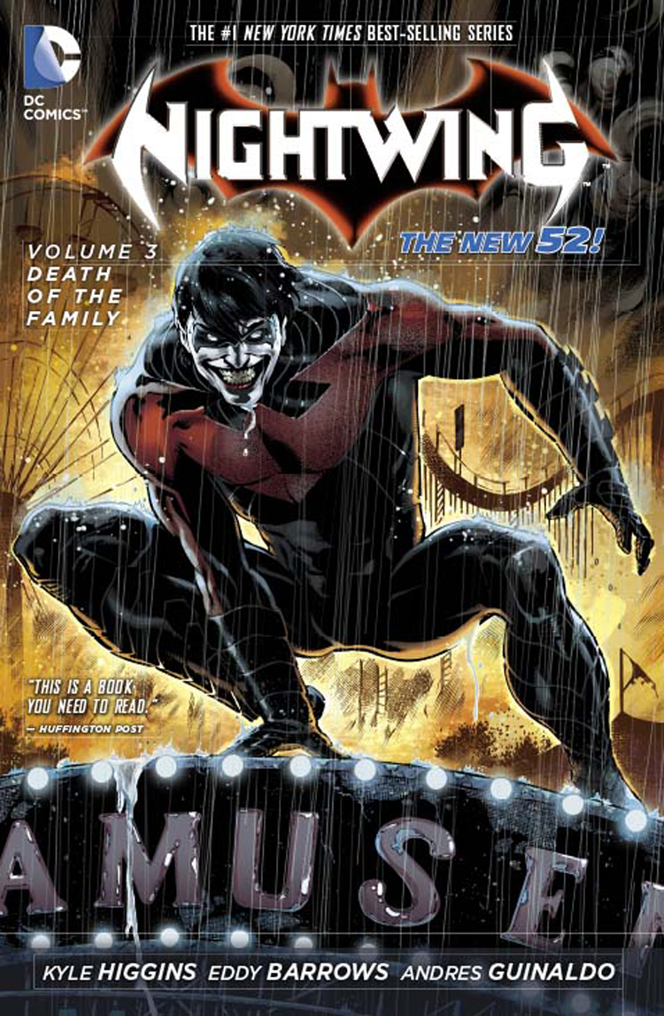 NIGHTWING TP VOL 03 DEATH OF THE FAMILY