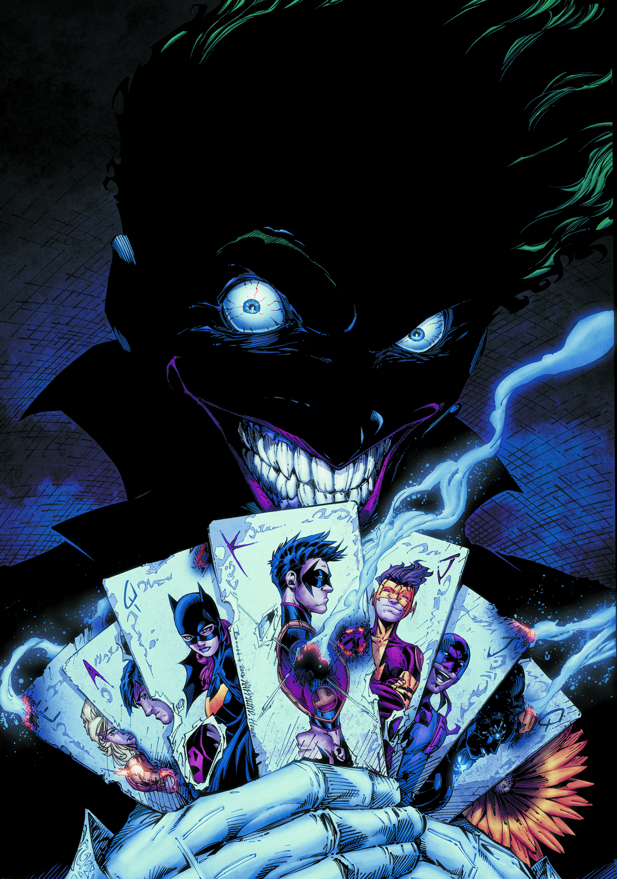 TEEN TITANS TP VOL 03 DEATH OF THE FAMILY