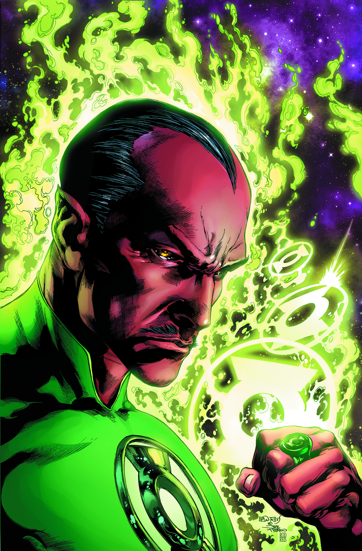 DC COMICS ESSENTIALS GREEN LANTERN #1