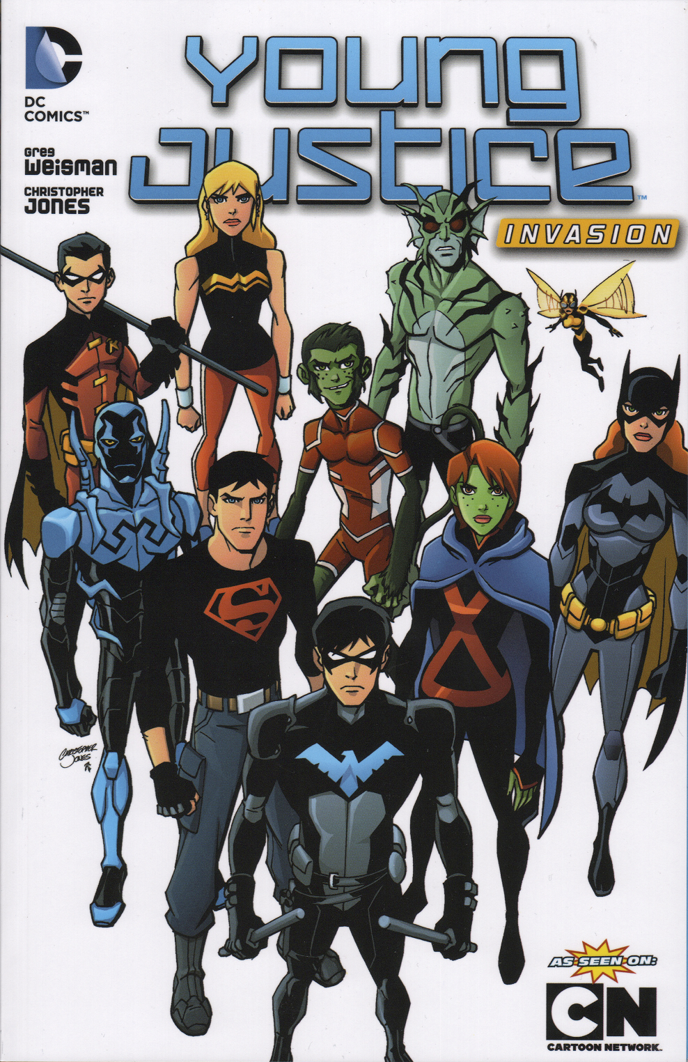 YOUNG JUSTICE TP VOL 04 INVASION
