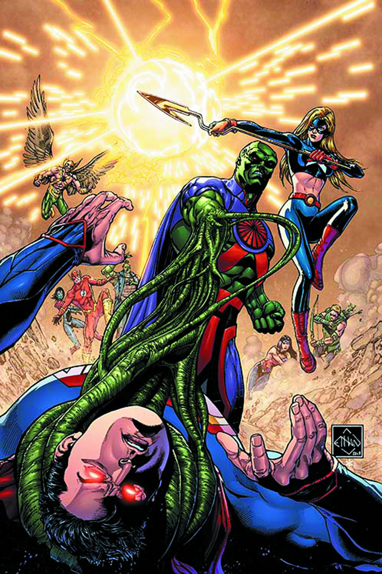 JUSTICE LEAGUE OF AMERICA #9 VAR ED