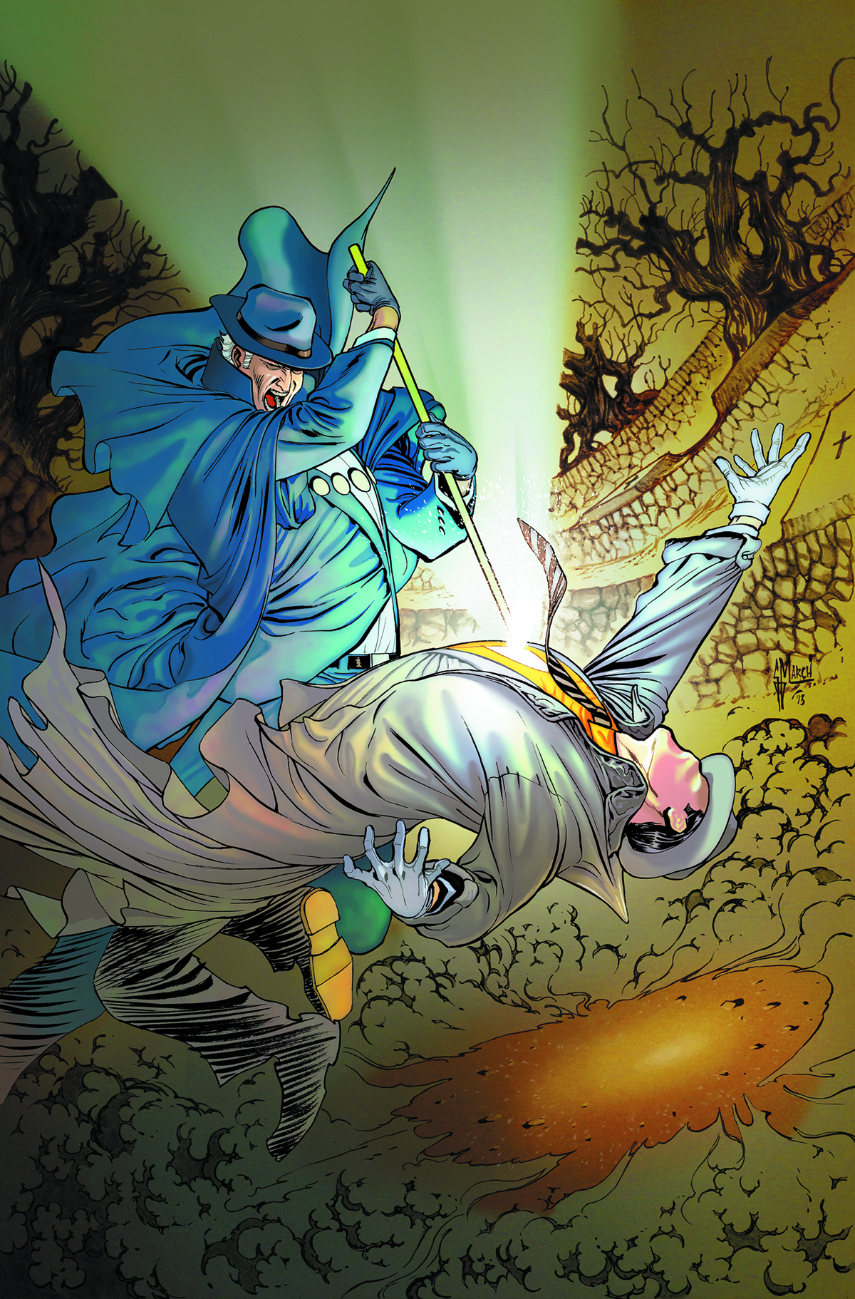 TRINITY OF SIN THE PHANTOM STRANGER #13