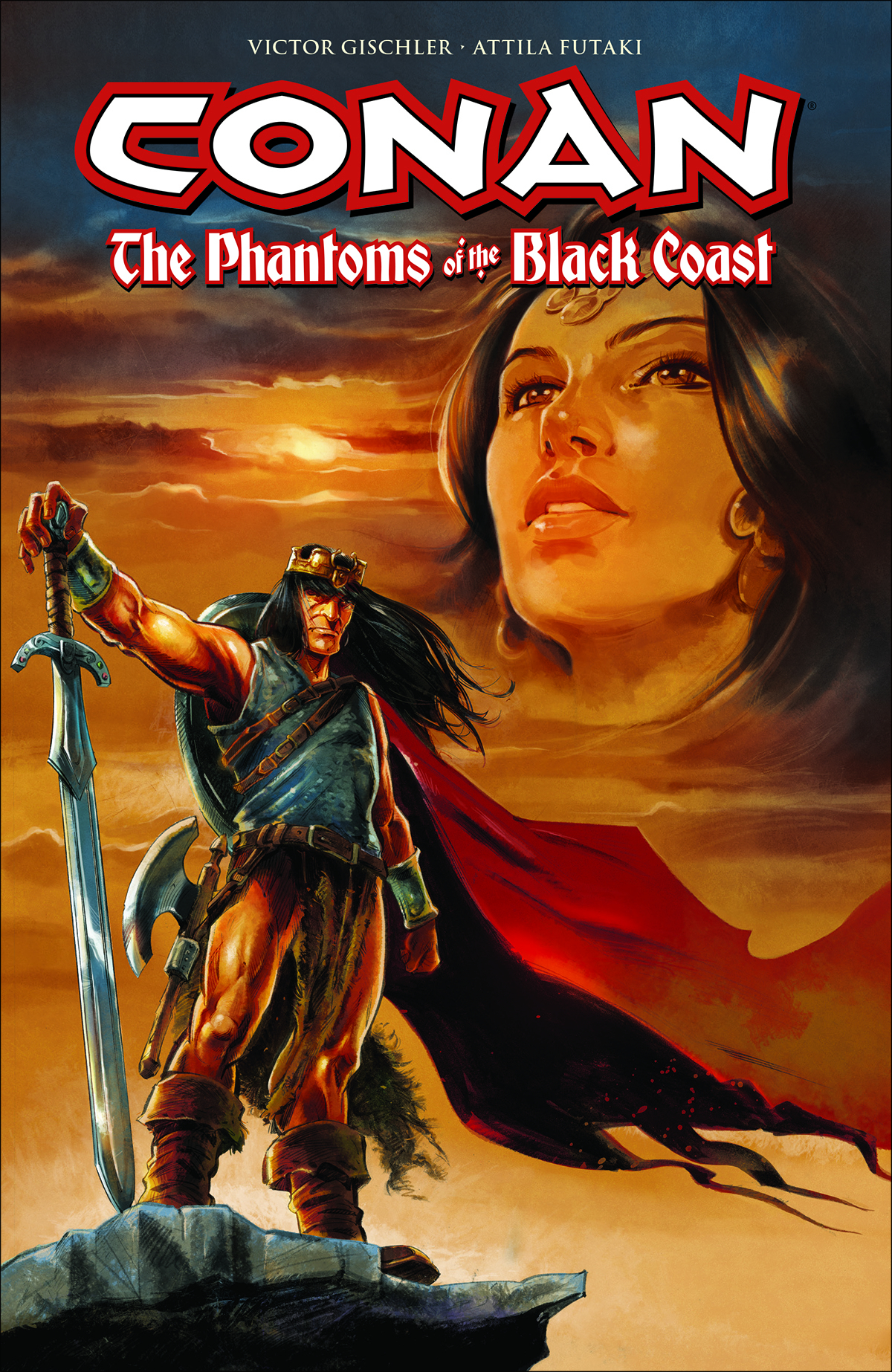 CONAN PHANTOMS O/T BLACK COAST TP