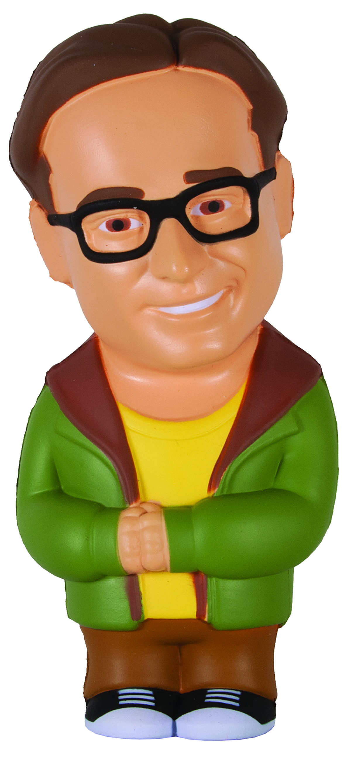 BIG BANG THEORY STRESS DOLL LEONARD HOFSTADTER