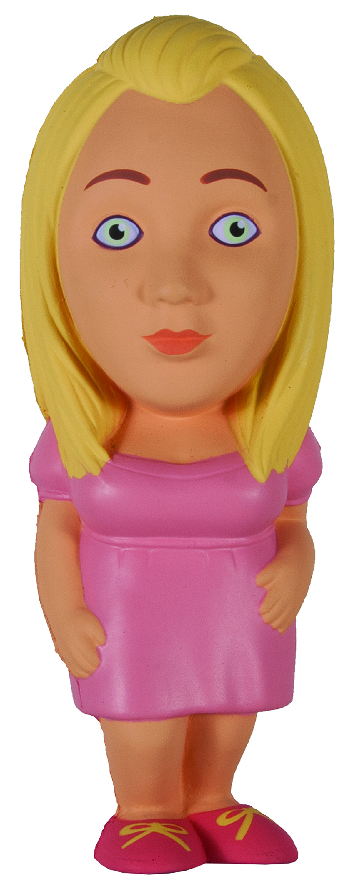 BIG BANG THEORY STRESS DOLL PENNY