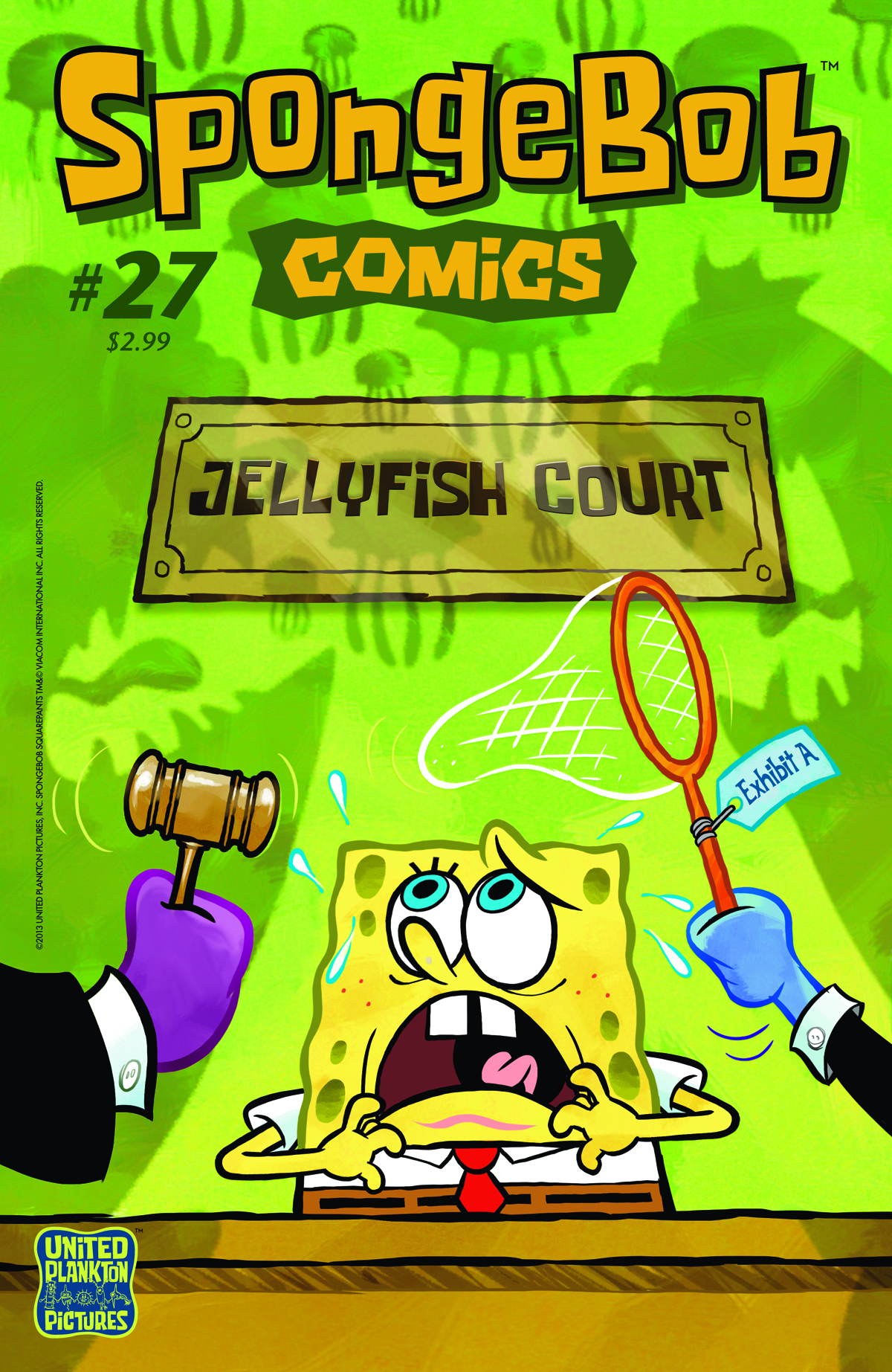 SPONGEBOB COMICS #27