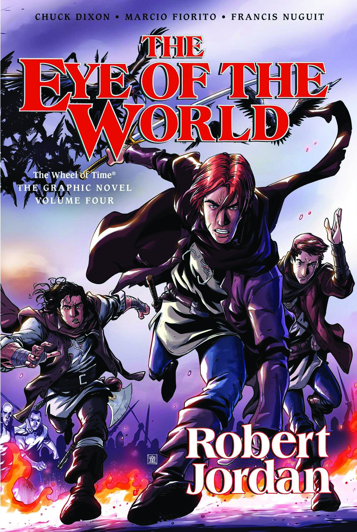 ROBERT JORDAN EYE OF THE WORLD HC VOL 04
