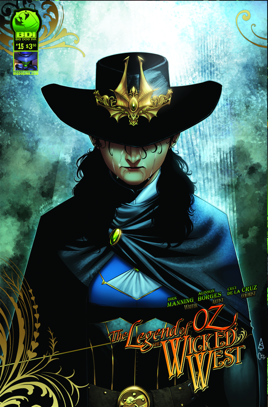 LEGEND OF OZ THE WICKED WEST ONGOING #15