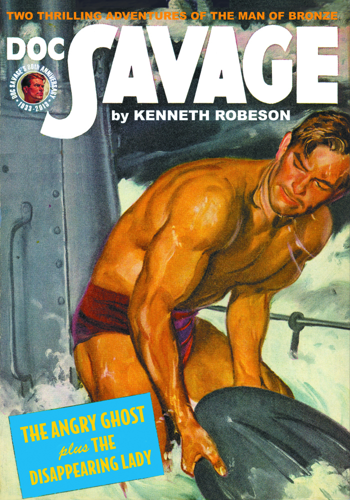 DOC SAVAGE DOUBLE NOVEL VOL 71