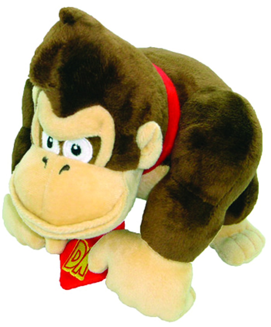 DONKEY KONG 9IN PLUSH
