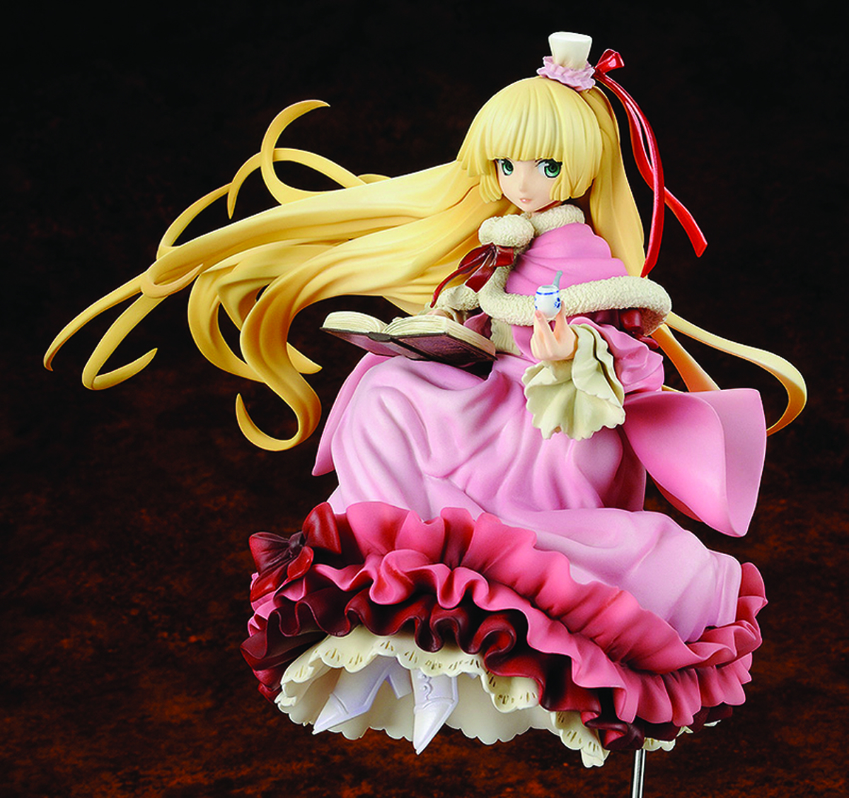 GOSICK VICTORIQUE PVC FIG