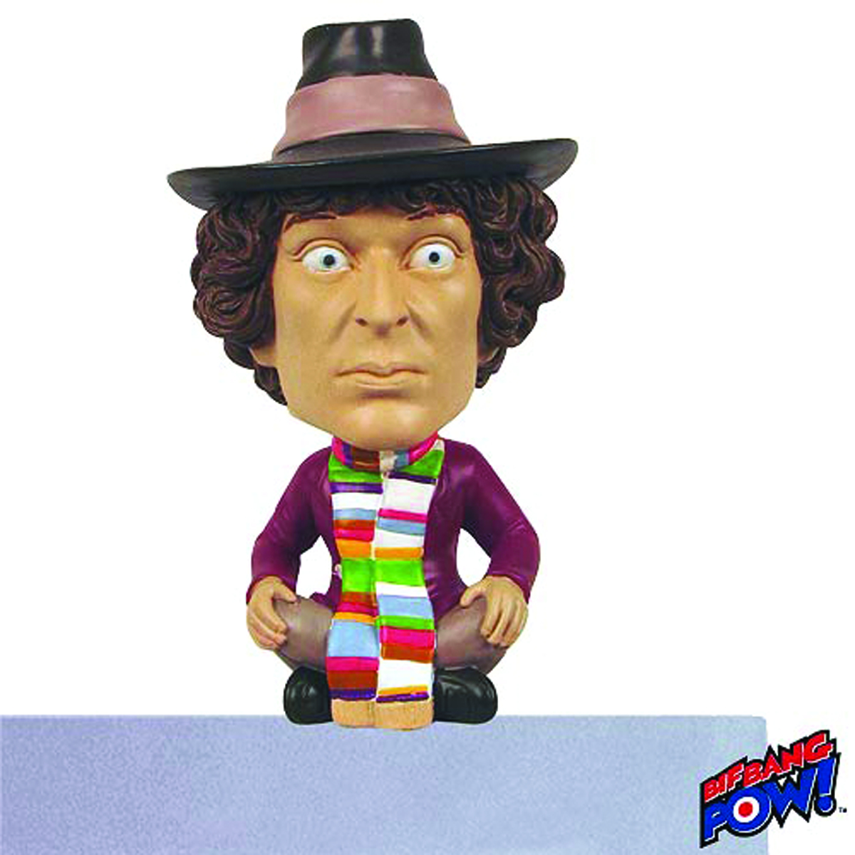 DR WHO 4TH DOCTOR MONITOR MATE BOBBLEHEAD
