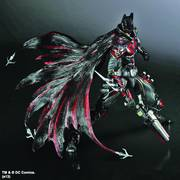 DCV PLAY ARTS KAI BATMAN PX AF RED VER