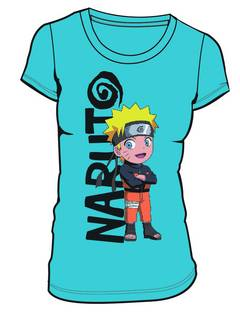 NARUTO CHIBI NARUTO SIDE PX JRS T/S MED