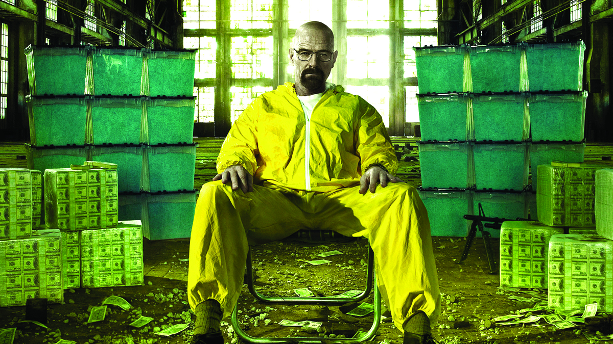 BREAKING BAD T/C BOX