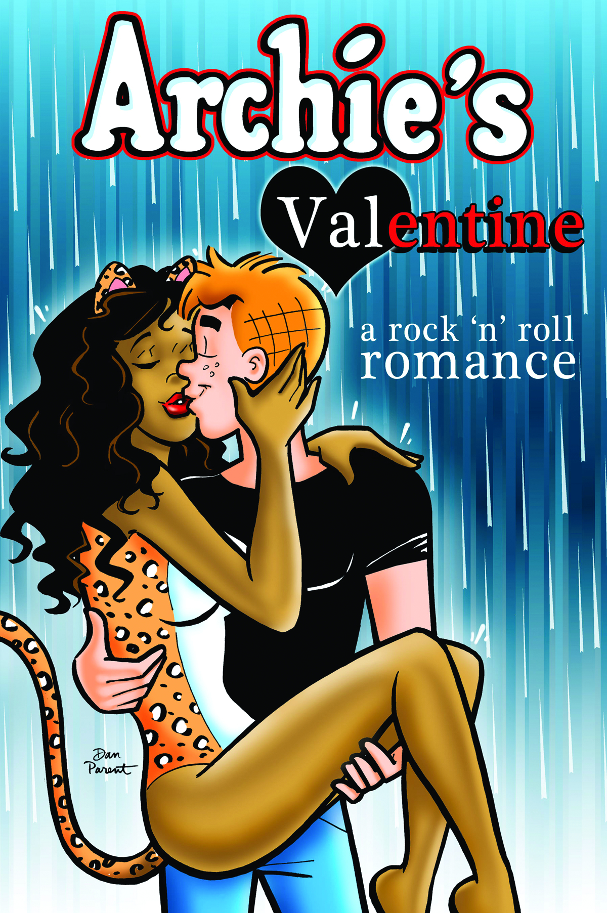 ARCHIES VALENTINE ROCK & ROLL ROMANCE TP